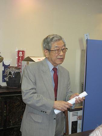 吉田常務理事提案