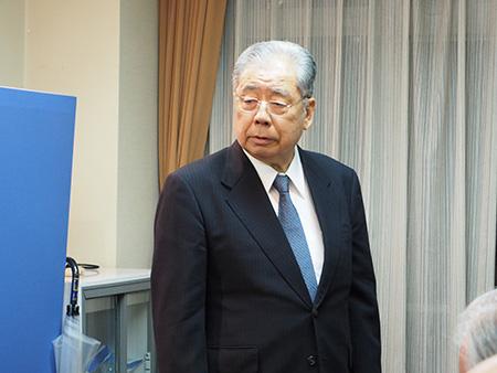 今泉副理事長
